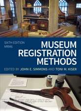 MUSEUM REGISTRATION METHODS 6EPB