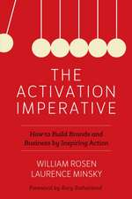 ACTIVATION IMPERATIVE HOW TO BPB