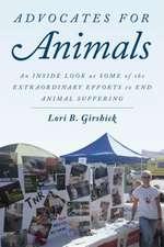 ADVOCATES FOR ANIMALSAN INSIDPB