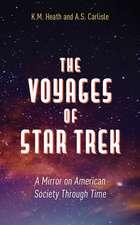 VOYAGES OF STAR TREKA SPACETICB