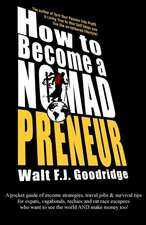 How to Become a Nomadpreneur
