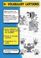 11+ Vocabulary Cartoons