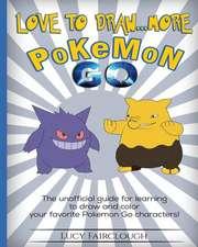 Love to Draw - More Pokemon Go