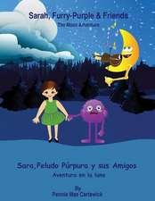 Sarah, Furry-Purple & Friends