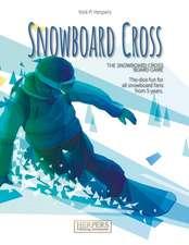 Snowboard Cross - The Cross Board Game