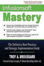 Infusionsoft Mastery