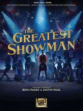 The Greatest Showman - Piano, Vocal & Guitar
