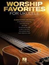 Worship Favorites for Ukulele