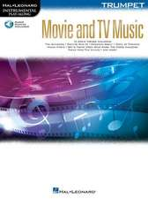 Movie and TV Music for Trumpet: Instrumental Play-Along Series [With Access Code]