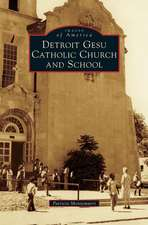Detroit Gesu Catholic Church and School