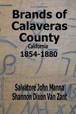 Brands of Calaveras County, California