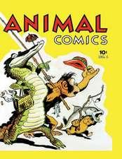 Animal Comics #1