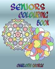 Seniors Colouring Book