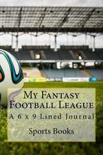 My Fantasy Football League