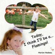Today, I Think I'll Be A...Flamingo!