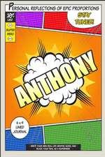 Superhero Anthony