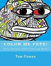Color Me Pepe