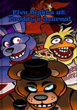Five Nights at Freddy's Journal