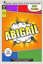 Superhero Abigail