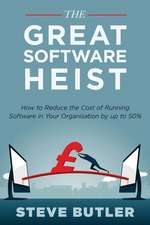 The Great Software Heist