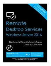 Rds Windows Server 2016 - Deploiement Et Administration En Entreprise