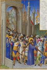"""""""The Road to Calvary"""" by the Limbourg Brothers"""