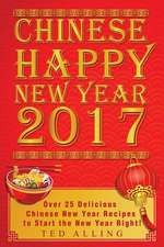 Chinese Happy New Year 2017