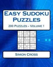 Easy Sudoku Puzzles Volume 1