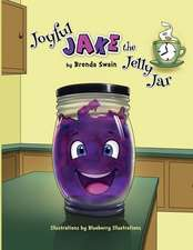 Joyful Jake the Jelly Jar