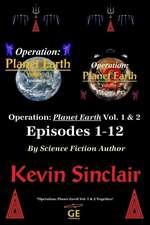 """Operation Planet Earth"" Vol 1-2 (Episodes 1-12) Matte"