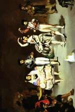 """The Spanish Ballet"" by Edouard Manet - 1862"