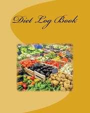 Diet Log Book