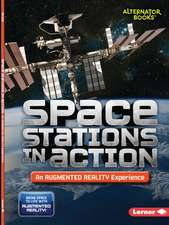 Space Stations in Action (an Augmented Reality Experience)