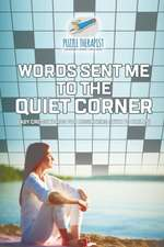 Words Sent Me to the Quiet Corner | Easy Crosswords for Beginners (with 70 drills)