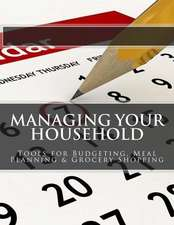 Managing Your Household