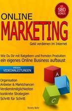 Online Marketing - Passives Einkommen Ohne Startkapital