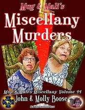 Mug & Mali's Miscellany Murders