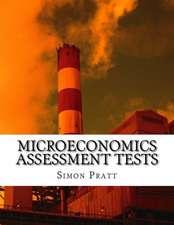 Microeconomics Assessment Tests