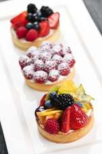 Delicious Fresh Fruit Tartlets Pastry Journal