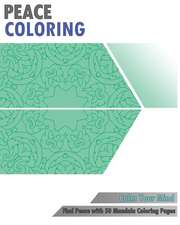 Peace Coloring Book