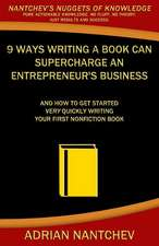 9 Ways Writing a Book Can Supercharge an Entrepreneur's Business
