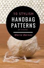 10 Stylish Handbag Patterns for Crochet