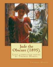 Jude the Obscure (1895). by