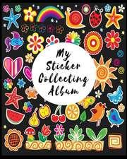 My Sticker Collecting Album