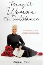 Being a Woman of Substance