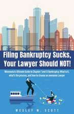 Filing Bankruptcy Sucks, Your Lawyer Should Not!