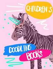 Children's Doodling Books