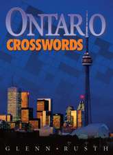 Ontario Crosswords:  Great Trips from Port Hardy to Victoria