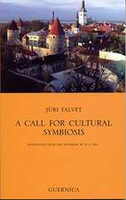 Call for Cultural Symbiosis