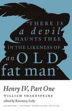 Henry IV - Part One:  A Broadview Internet Shakespeare Edition